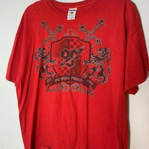 VINTAGE BODYBUILDING WORKOUT T SHIRT BSN PRODUCTS